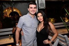 Lucas Uchoa e Jessica Menezes