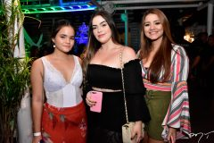 Marcela Soares, Mylena Benevides e Catarina Martins