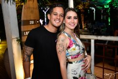 Victor Lima e Maria Luiza Montenegro