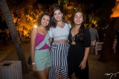 Adriana Sampaio, Liana Quinderé e Rebeca Montenegro