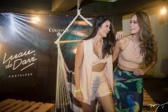 Camila Araújo e Jade Oliveira