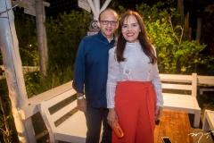Emanuel Ponte e Cláudia Alexandre