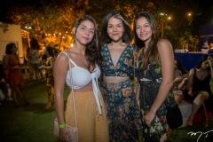 Larissa Mota, Lara Lima e Lara Cristina