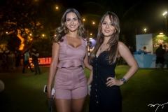 Luana Campos e Jamile Sousa