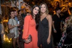 Paloma Costa e Flávia Azevedo