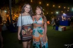 Renata Venancio e Sarah Ellen
