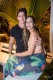 Rodrigo Calado e Jade Oliveira