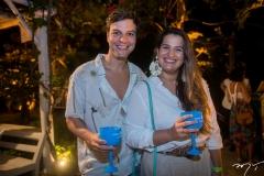 Valter Costa Lima e Larissa Barreto