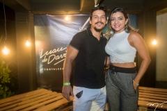 Vitor Martins e Kilvia Vasconcelos
