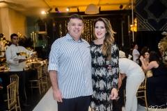 Alexandre Félix e Giselle Sotero