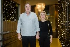 Luis e Sandra Frota