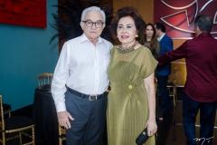 Vicente e Ericina Leitão