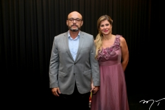 Adriano Fiuza e Carla Siqueira