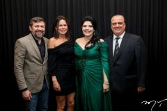 Élcio Batista, Luciana Sousa, Sellene e Max Câmara