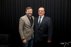 Élcio Batista e Max Câmara