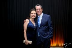 Evelucia e Célio Melo