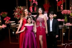 Fabiana Lustosa, Gabriela Coreto, Marcelle Câmara e Luis Eduardo Corete