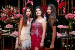 Leticia, Marcelle e Natália Câmara