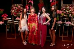Leticia, Zelma, Marcelle e Natália Câmara