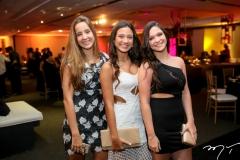 Manoela Fontenele, Sofia Valim e Nicole Nery