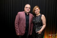 Stelio e Sandra Cateb