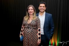 Vanessa e Eduardo Câmara