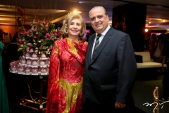 Zelma e Max Câmara