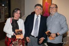Ana Margarida Arruda, Marcelo Gurgel e Arruda Bastos