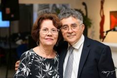 Angelita Castro e Marcelo Gurgel