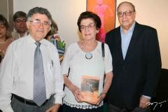 Marcelo Gurgel, Zélia Petrola e João Evangelista