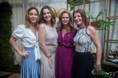 Ana Paula Duad, Márcia Andréa, Germana Vanderlei e Suzani Farias