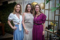 Ana Pula Daud, Márcia Andréa e Germana Vanderlei