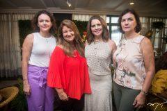 Cristiane Araújo Safira, Márcia Andréa e Terezinha Ari