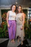 Cristiane Araújo e Márcia Andréa
