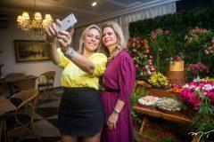 Erika Queiroz e Germana Vanderley