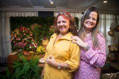 Fátima Duarte e Michele Sampaio