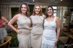 Márcia Andréa, Denise e Mirian Bastos