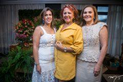 Mirian Bastos, Fátima Duarte e Denise Bastos