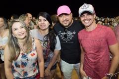 Gerlândia Moreira, Jéssica Melo, Lamartine Sombra e Bruno Parente