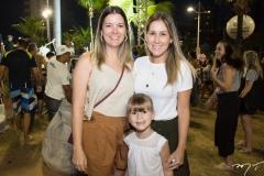 Lurdinha Brasil, Luiza e Paula Rolim