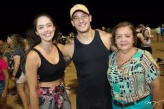 Roane Rodrigues, Bernardo e Ana Lúcia Pereira