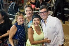 Zuleica Catunda, Nara Hope, Selma Cabral e Alexandre Pereira