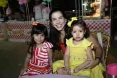 Celina, Beatriz e Helena Carvalho