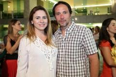 Germana Mesquita e Caetano Rodrigues
