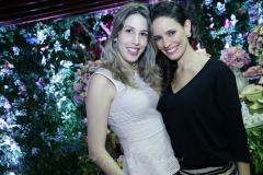 Julia Albuquerque e Lina Pontes