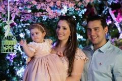 Maria Paula , Sarah e Paulo Eduardo Rolim