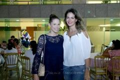 Natalia Pontes e Carol Gurgel