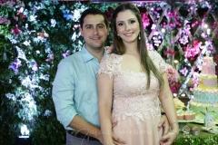 Paulo Eduardo e Sarah Rolim