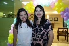 Priscila Leal e Priscila Fontinele