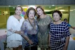 Sarah Philomeno , Beatriz Gentil, Mônica Lopes , Maria Elena Osório